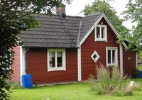 Huset sett från norr.